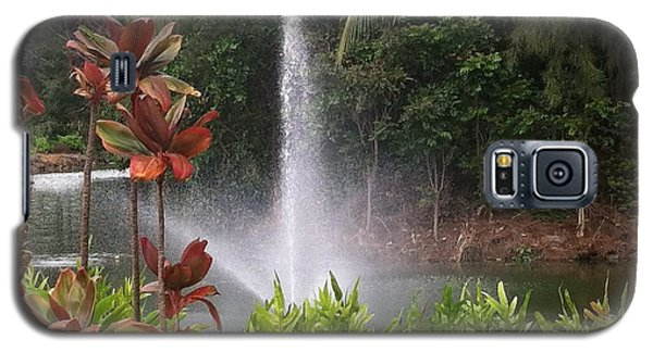 Galaxy S5 Case featuring the photograph Spring by Alohi Fujimoto