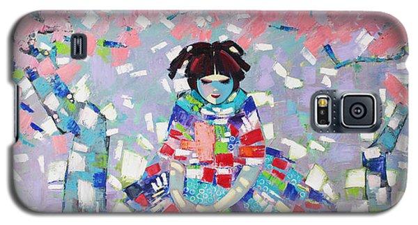 Spring Galaxy S5 Case by Anastasija Kraineva