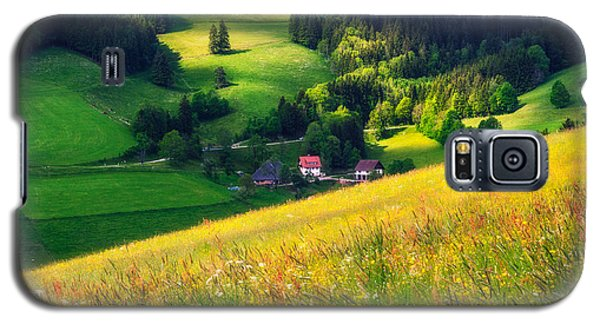 Spring At Black Forest Galaxy S5 Case