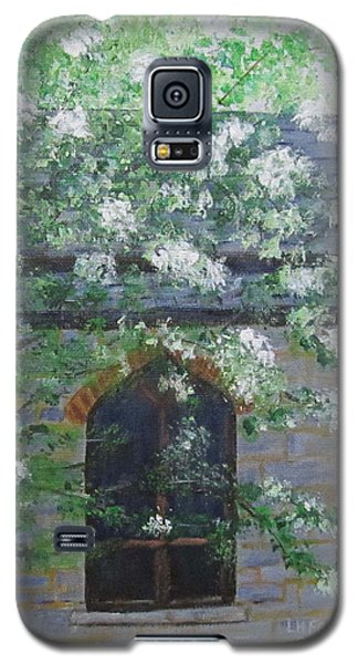 Spring At Grace Church Galaxy S5 Case