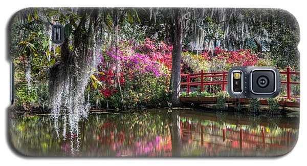 Spring At Magnolia Plantation 1 Galaxy S5 Case