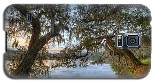 Spring At Magnolia Plantation 7 Galaxy S5 Case