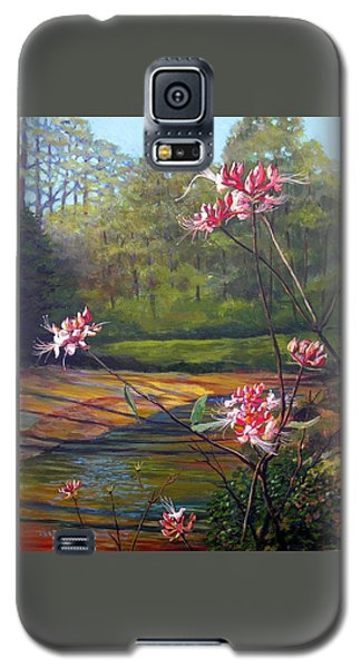 Spring Blooms On The Natchez Trace Galaxy S5 Case