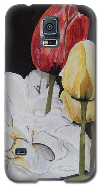 Spring Bouquet Galaxy S5 Case by Betty-Anne McDonald