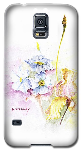 Spring Bouquet Galaxy S5 Case