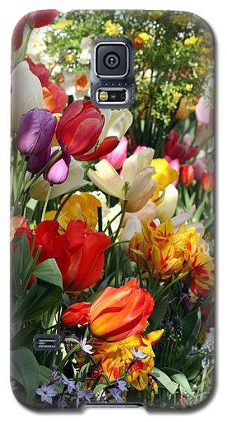 Spring Bulb Bonanza Galaxy S5 Case by Mary Lou Chmura