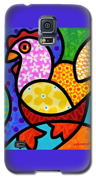 Spring Chicken Galaxy S5 Case