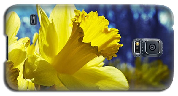 Galaxy S5 Case featuring the photograph Spring Dreams by Mary Zeman