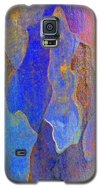 Spring Eucalypt Abstract 10 Galaxy S5 Case