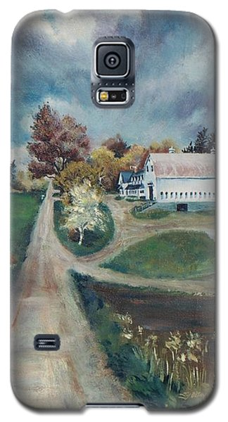 Spring Farm Galaxy S5 Case