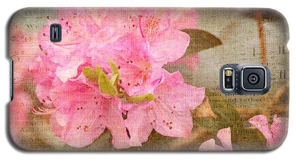 Spring Floral Galaxy S5 Case