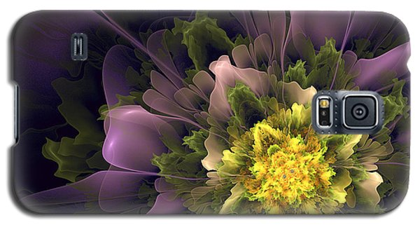 Spring Floral Galaxy S5 Case by Linda Whiteside