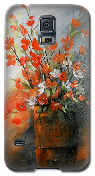 Spring Flower Bouquet Galaxy S5 Case by Dorothy Maier