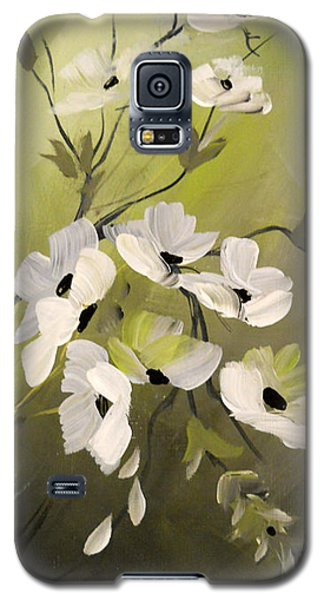 Spring Flowers Galaxy S5 Case by Dorothy Maier