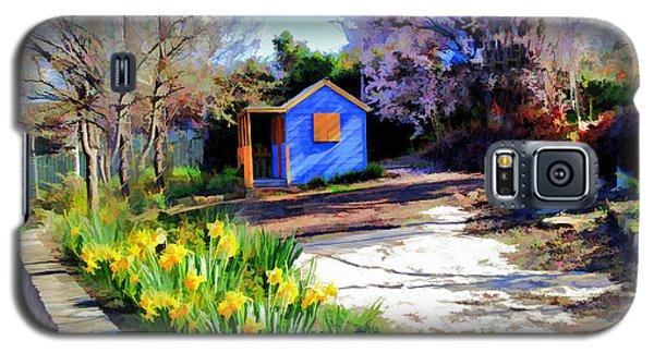 Spring Garden Galaxy S5 Case by Paul Svensen