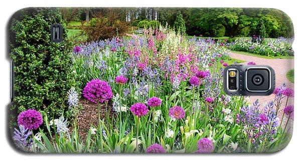 Spring Gardens Galaxy S5 Case