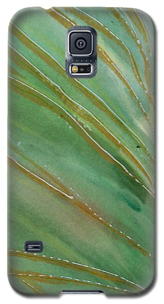 Spring Grasses Galaxy S5 Case