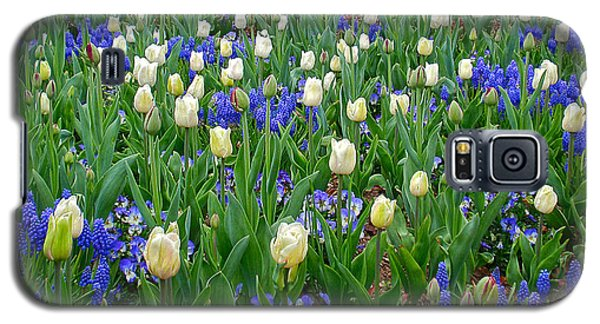 Spring In Giverny Galaxy S5 Case