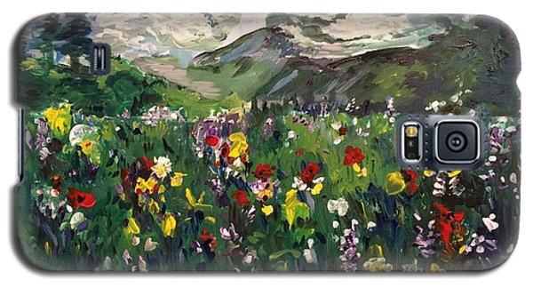 Spring In My Heart Galaxy S5 Case by Belinda Low