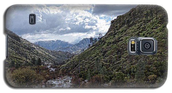 Galaxy S5 Case featuring the photograph Spring In The Kern Valley by Hugh Smith