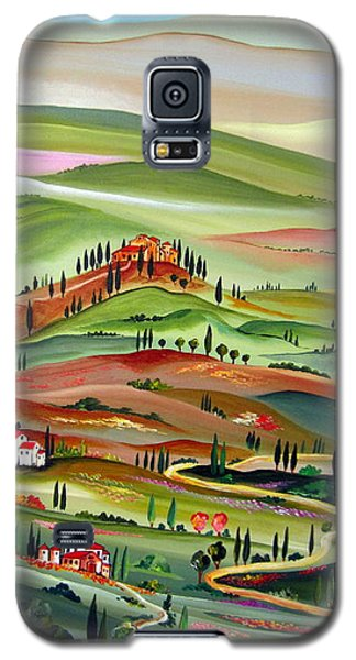 Spring In Val D Orcia Toscana Galaxy S5 Case