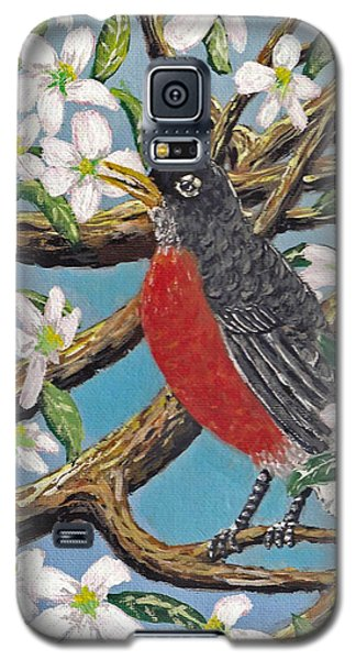 Spring Is Coming  Galaxy S5 Case