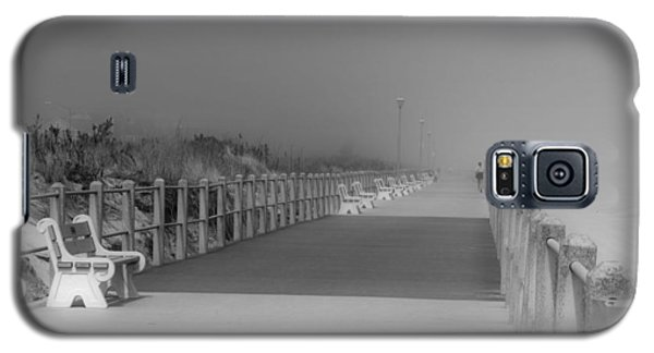Spring Lake Boardwalk - Jersey Shore Galaxy S5 Case