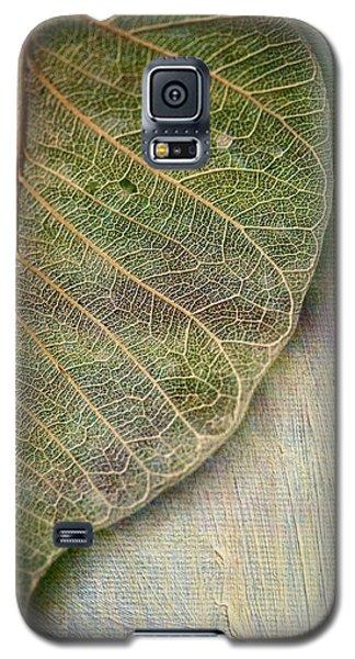 Spring Leaf Galaxy S5 Case