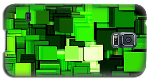 Spring Modern Abstract Xiv Galaxy S5 Case
