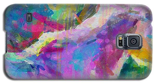 Spring Rain Galaxy S5 Case by Greg Collins