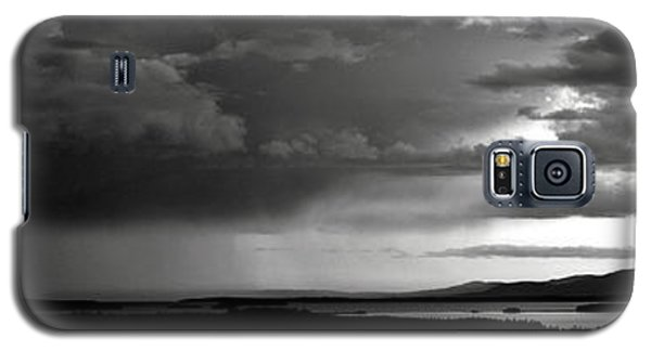 Galaxy S5 Case featuring the photograph Spring Rain by Greg DeBeck