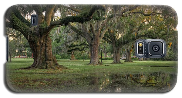 Spring Rain In New Orleans Galaxy S5 Case
