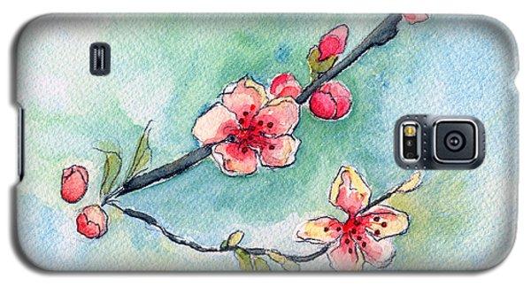 Spring Relief Galaxy S5 Case