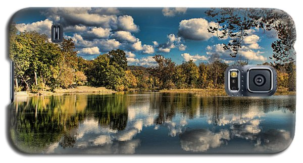 Spring River Autumn Galaxy S5 Case by Rick Friedle