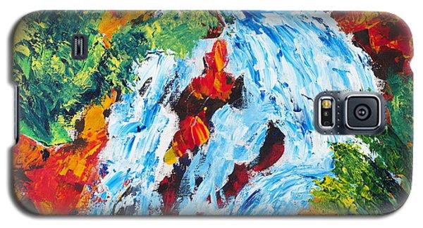 Spring Run-off 2 Galaxy S5 Case