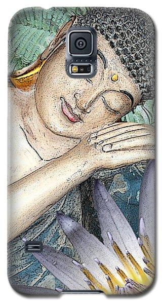 Spring Serenity Galaxy S5 Case