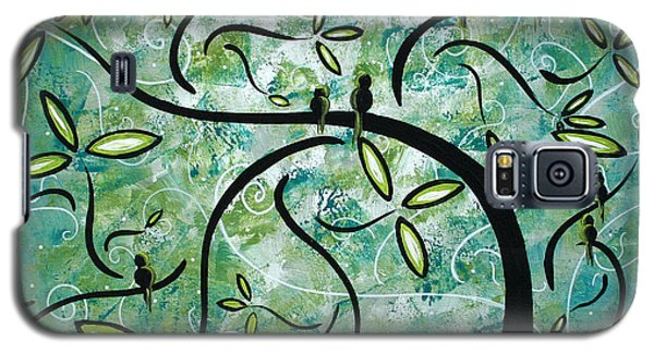 Spring Shine By Madart Galaxy S5 Case by Megan Duncanson