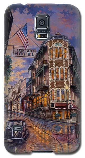 Spring Street Memories Galaxy S5 Case