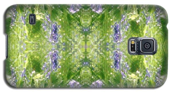 Spring Symmetry Galaxy S5 Case