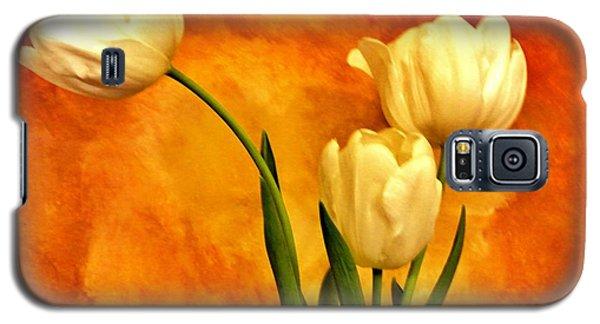 Spring Tulips Galaxy S5 Case