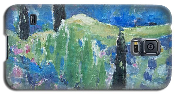 Spring Valley 2 Galaxy S5 Case by Becky Kim
