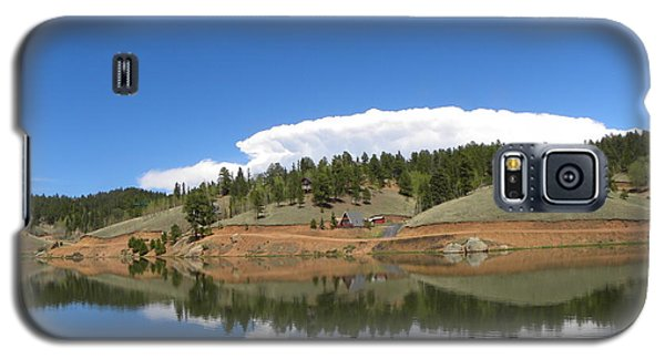 Ridge Over Burgess Res Divide Co Galaxy S5 Case