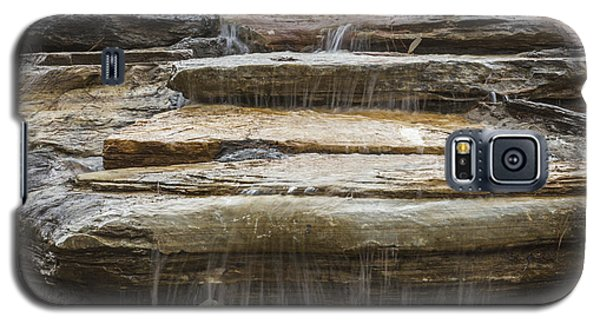 Spring Waterfall 2 Galaxy S5 Case