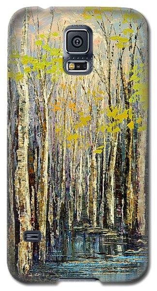 Spring Wind Galaxy S5 Case