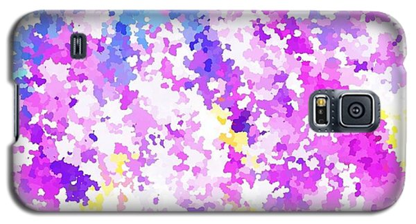 Spring Galaxy S5 Case by Yshua The Painter