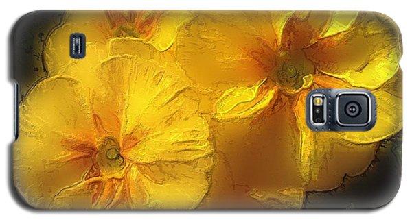 Springflower 5 Galaxy S5 Case
