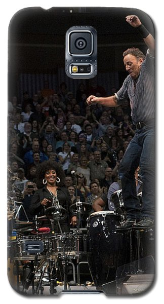 Springsteen In Motion Galaxy S5 Case by Jeff Ross
