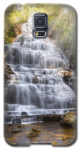 Springtime At Benton Falls Galaxy S5 Case