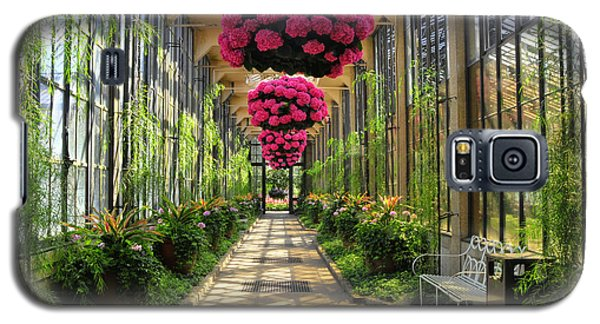 Galaxy S5 Case featuring the photograph Springtime At Longwood Gardens 2 by Dan Myers