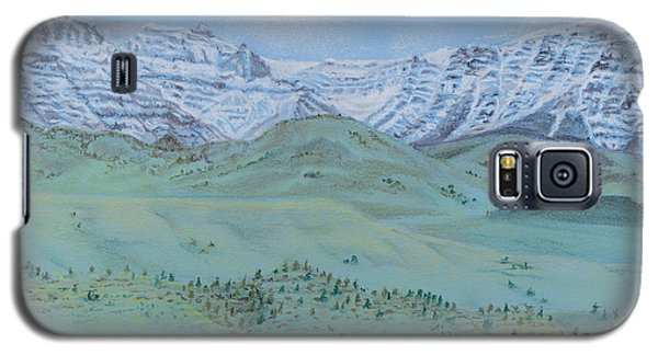Springtime In The Rockies Galaxy S5 Case